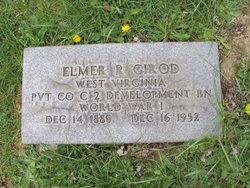 Elmer Roy Girod