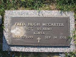 Fred Hugh McCarter