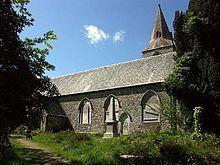 Baldhu Parish Church
