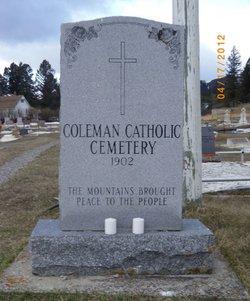Coleman Catholic Cemetery