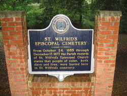 Saint Wilfrids Cemetery