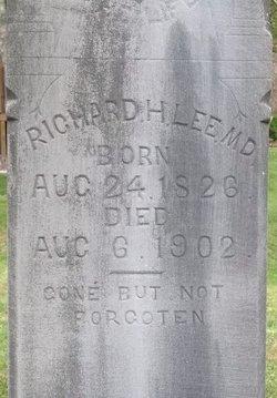 Richard H Lee