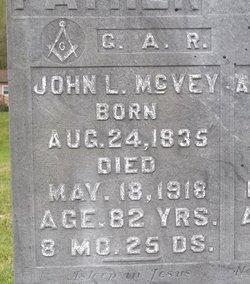 John Lewis McVey