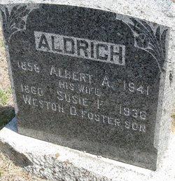 Albert A Aldrich