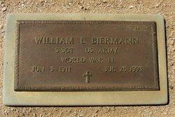 William L Biermann