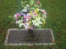 Mary Ruth <I>Epperson</I> Horn