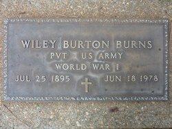 Wiley Burton Burns