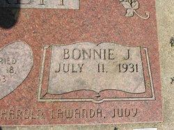 Bonnie Jo <I>Smith</I> Barrett
