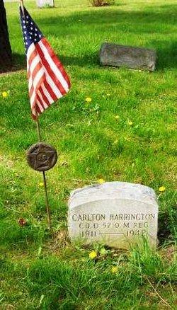 PFC Carlton M Harrington