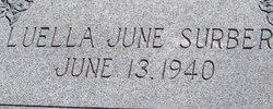 Luella June Surber