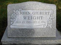John Gilbert Weight