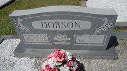 Homer Dewey Dobson, Sr