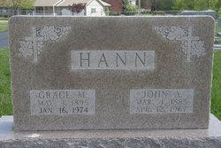 John A Hann