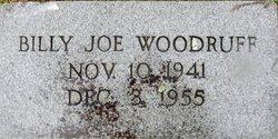"""William Joseph """"Billy Joe"""" Woodruff"""