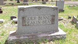 Mary Ann <I>Loder</I> Deakin