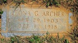 Leona G Archer