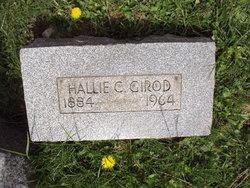 Hallie Cecil <I>Watkins</I> Girod