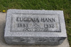 Eugenia <I>Parisot</I> Hann