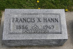 Francis X. Hann