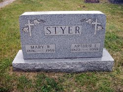 Mary Eunice <I>Reynolds</I> Styer