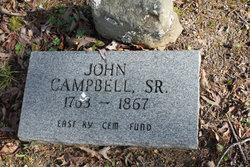John Zachariah Campbell Sr.