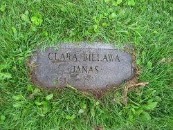 Clara Rose <I>Bielawa</I> Janas