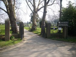 Richmond and East Sheen Cemeteries