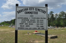 Broxton City Cemetery
