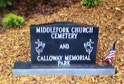 Middlefork Church Cemetery