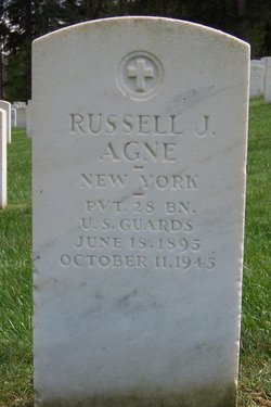 Russell J Agne