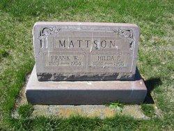 Frank W. Mattson