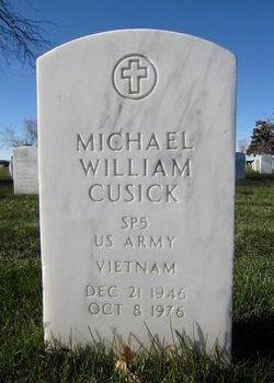 Michael William Cusick
