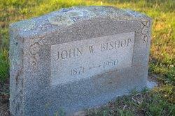 """John William """"Johnnie"""" Bishop"""