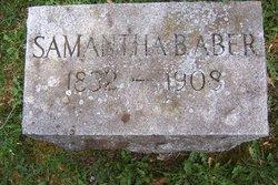 Samantha Bruce <I>Bramble</I> Aber