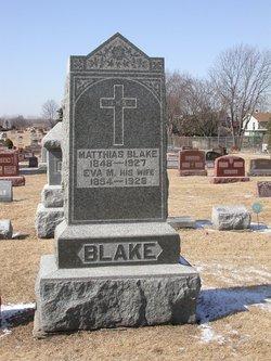 Matthias Blake
