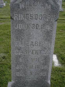 William Ringsdorph