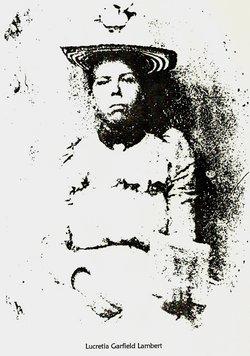 Lucretie Garfield <I>Lambert</I> Smith  Carr