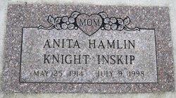 Anita Hamlin <I>Murray</I> Inskip