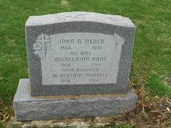 John A. Meder