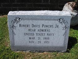 Adm Robert Davis Powers Jr 1908 1971 Find A Grave Memorial