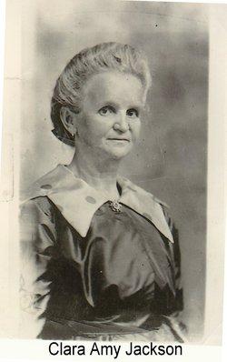 Clara Amy <I>Jackson</I> Nelson