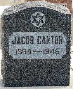Jacob Cantor