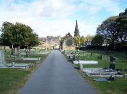 Monk Bretton Cemetery