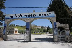 New Cemetery of Safed