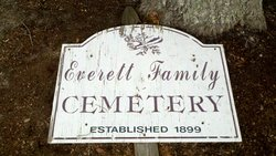 Everett Family Cemetery