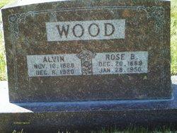 Alvin Corbridge Wood