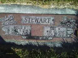 Hollis Eva <I>Phillips</I> Stewart