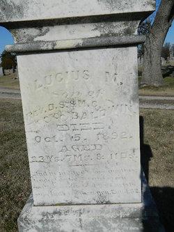 Lucius Matlock Baldwin