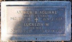 Arthur B Aguirre