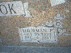 Thurman Foster Cook
